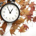サマータイム、秋は戻すのイメージ図